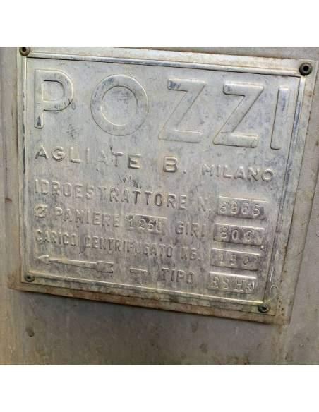Pozzi hydroextractor diameter 1250 mm POZZI - 3