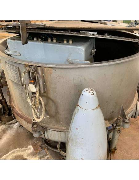 Pozzi hydroextractor diameter 1250 mm POZZI - 4