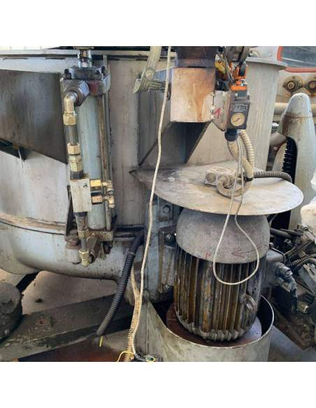 Pozzi hydroextractor diameter 1250 mm POZZI - 6