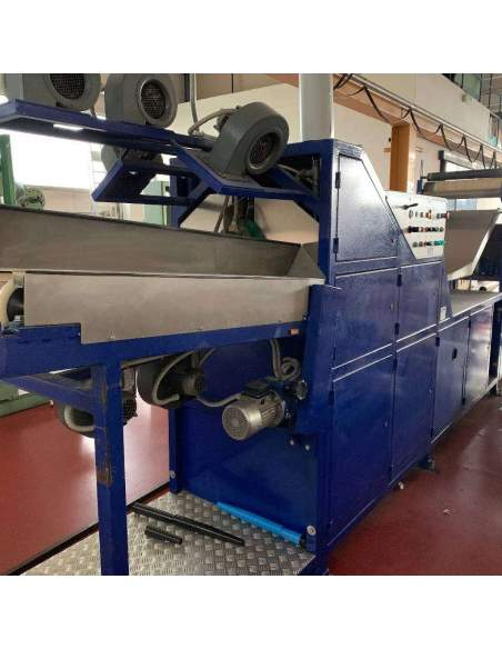 copy of Crushing machine for fabrics KMT Salvadè - 1