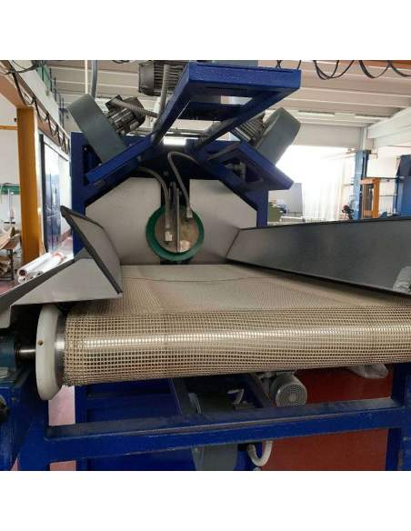 copy of Crushing machine for fabrics KMT Salvadè - 4