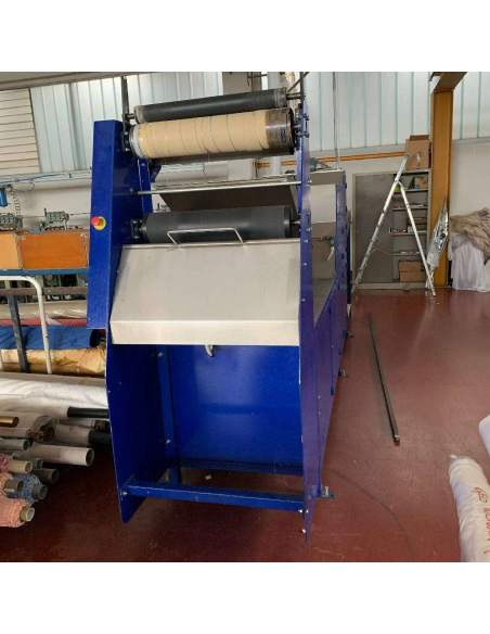 copy of Crushing machine for fabrics KMT Salvadè - 5