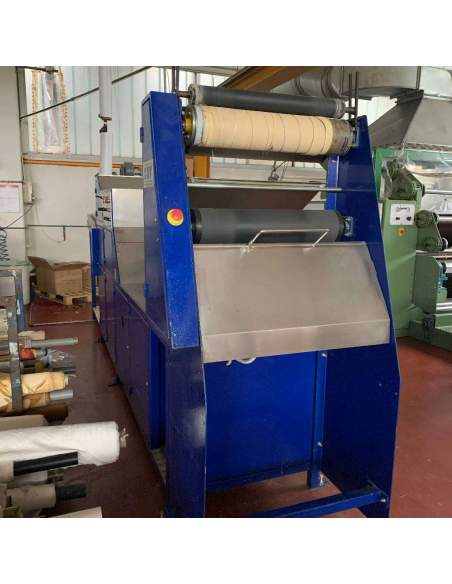 copy of Crushing machine for fabrics KMT Salvadè - 6