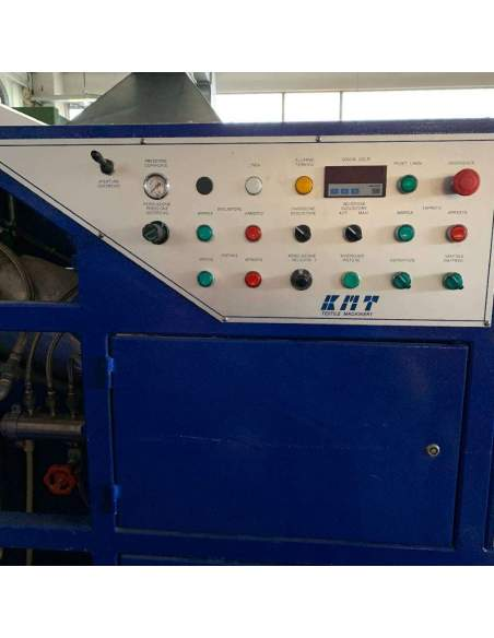 copy of Crushing machine for fabrics KMT Salvadè - 8