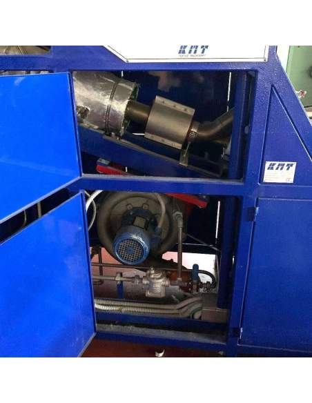 copy of Crushing machine for fabrics KMT Salvadè - 9