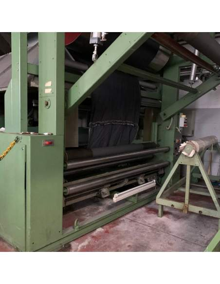 Krantz single layer stenter with coating head Krantz - 5