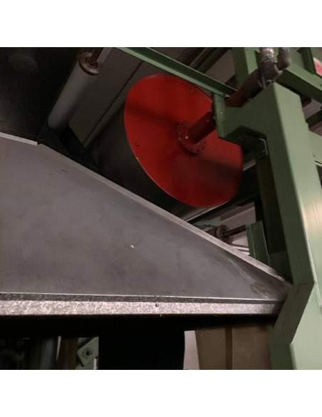 Krantz single layer stenter with coating head Krantz - 8