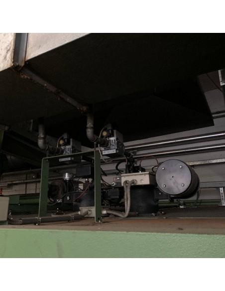Krantz single layer stenter with coating head Krantz - 12