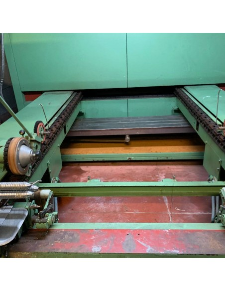 Krantz single layer stenter with coating head Krantz - 26