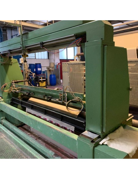 Krantz single layer stenter with coating head Krantz - 39