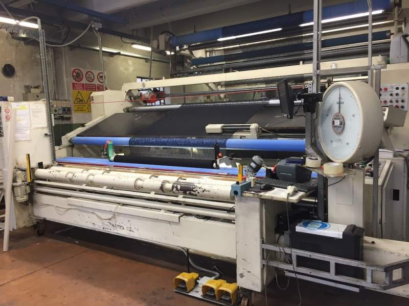 Used Nonstop and packing machine Tecnoteam ww 4000 mm  - 1