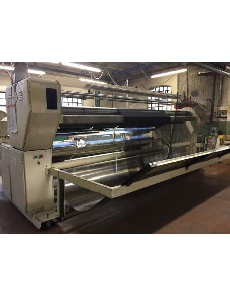 Used Nonstop and packing machine Tecnoteam ww 4000 mm  - 7