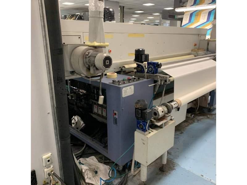 Used Digital printing machine Monnalisa 12 heads Robustelli - 1