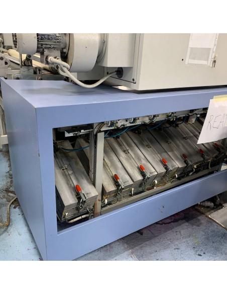 Used Digital printing machine Monnalisa 12 heads Robustelli - 4