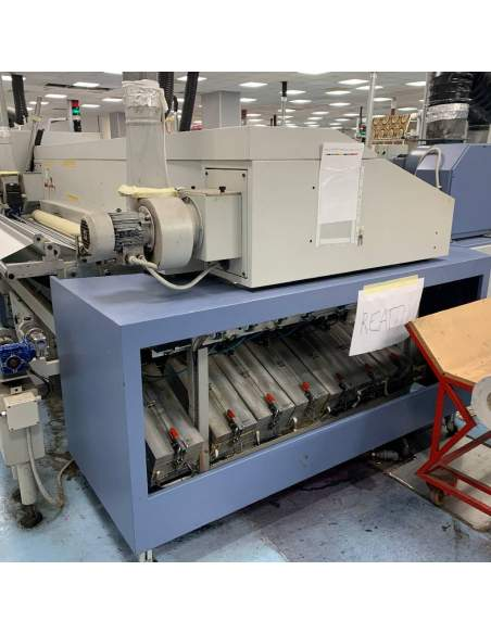 Used Digital printing machine Monnalisa 12 heads Robustelli - 5