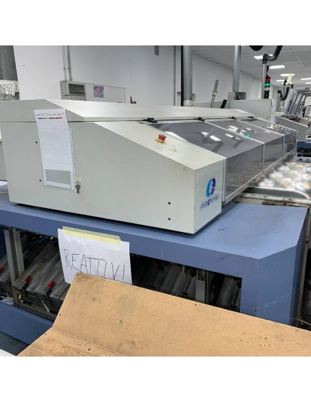 Used Digital printing machine Monnalisa 12 heads Robustelli - 6