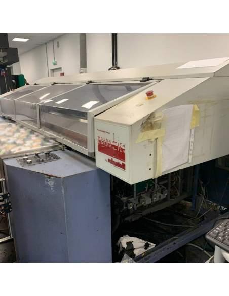 Used Digital printing machine Monnalisa 12 heads Robustelli - 8