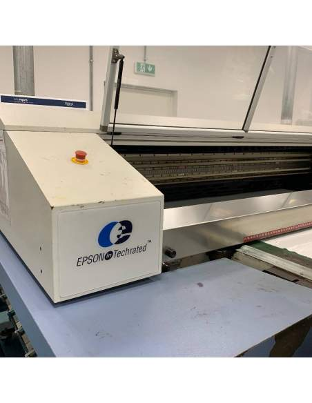 Robustelli Monnalisa 12 heads used Digital printing machine Robustelli - 7