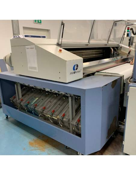 Robustelli Monnalisa 12 heads used Digital printing machine Robustelli - 8