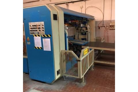Incelofanatrice automatica LA MECCANICA PAKO 3000 usata  - 1