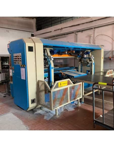 Incelofanatrice automatica LA MECCANICA PAKO 3000 usata  - 9