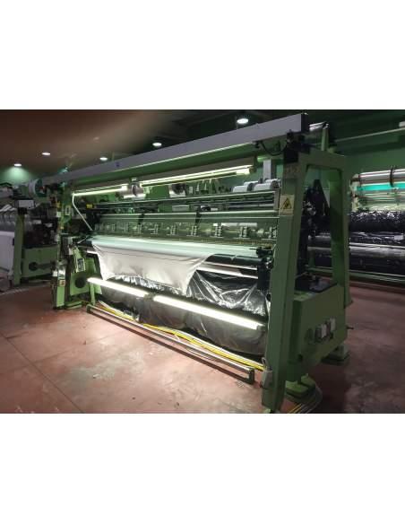 Warp knitting machines  - 2