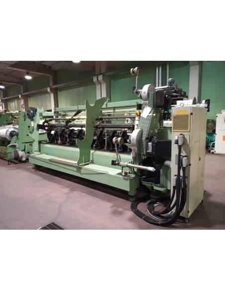 Used Warp knitting machines Liba Copcentra  - 2