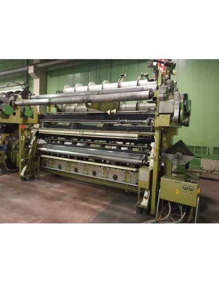 Used Warp knitting machines Karl Mayer 1982  - 2