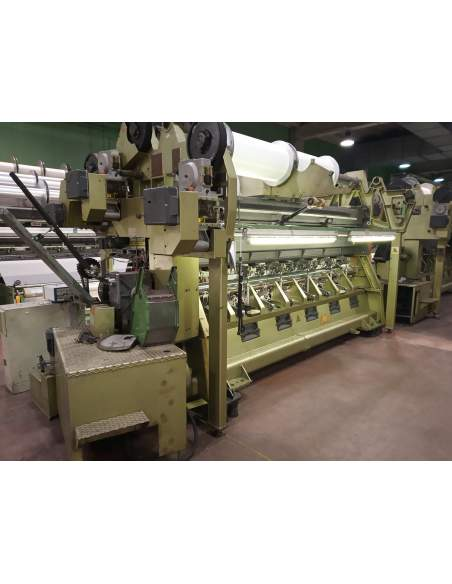 Used Warp knitting machines Karl Mayer 1982  - 3