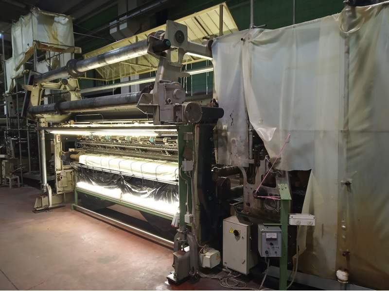 Used Warp knitting machines Karl Mayer MRE 16 1974  - 1