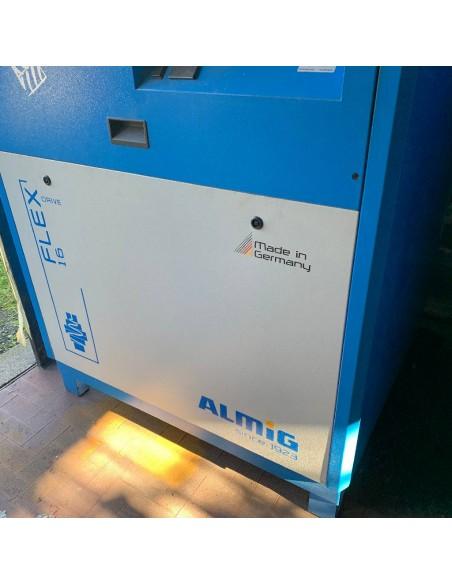 Used Air compressor shaft Almig Flex 16 Atlas Copco - 2