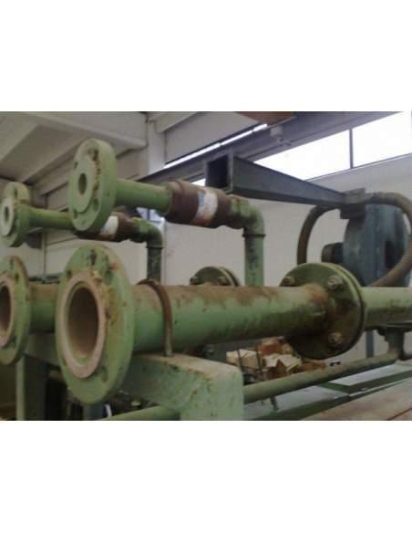 Singeing machine Osthoff-Senge  - 2