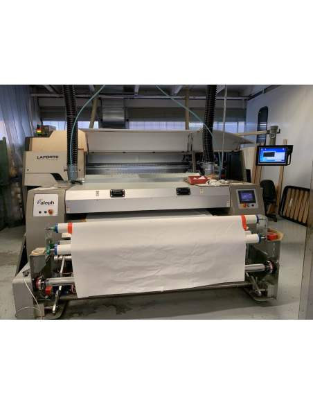 Digital printing machine for paper Laforte paper Aleph