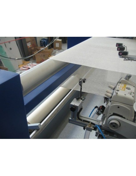 Overlock automatic sewing line - Suitable for inkjet preparation T-2L Texma srl - 9