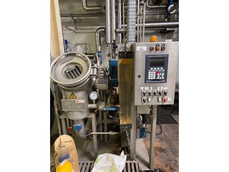 Jet Dyeing machine Thies 1 rope 10Kg