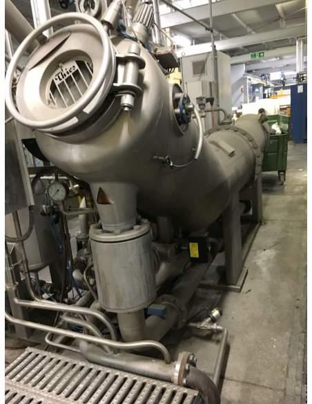 Jet Dyeing machine Thies 1 rope 30Kg
