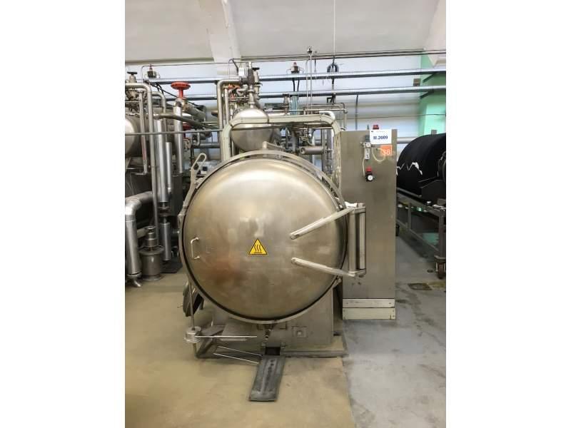 Beam dyeing machine NOSEDA