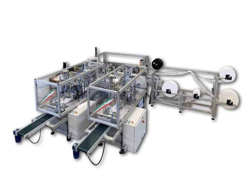 T-MASK2 impianto automatico per la...