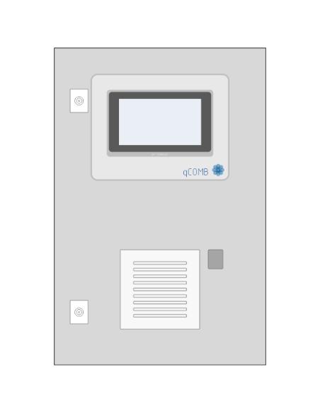 qCOMB - CO - O2 Gas Analyzer