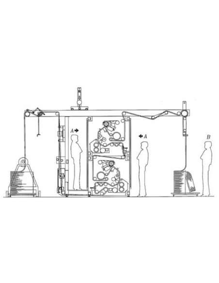 Shearing machine Sperotto Calibra
