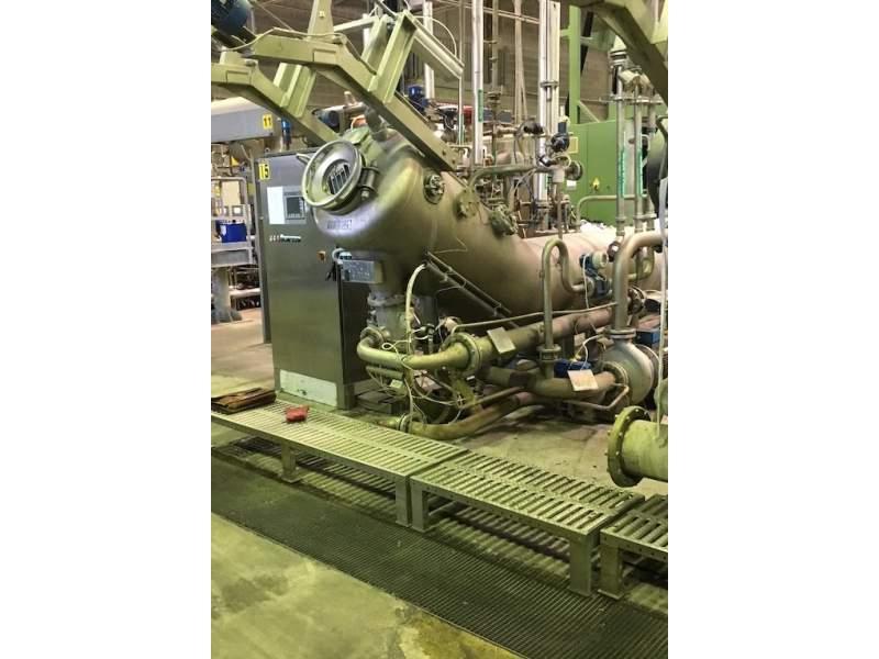 Jet Dyeing machine Thies 1 rope 150kg