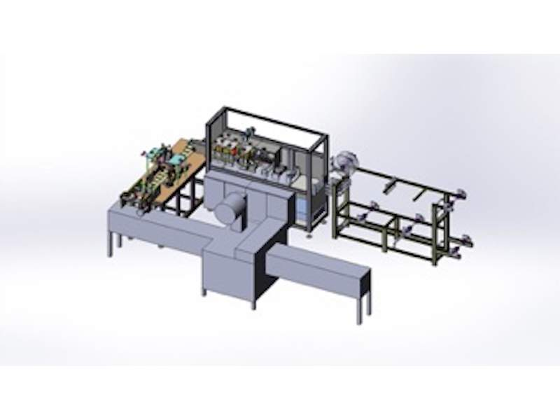 T-MASK3 Automatic machine / plant for...