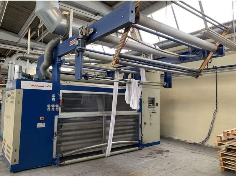 Carbon brushing machine Pegaso X11...