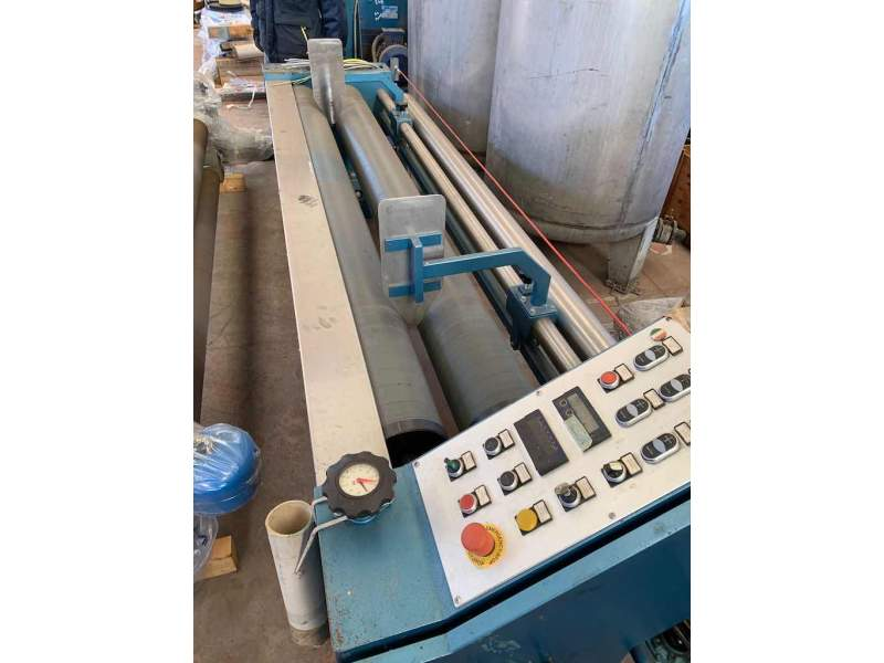 2 rolls tangential batch winder
