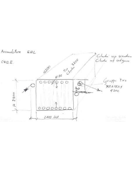 Erhardt & Leimer accumulatore a cilindri  - 2