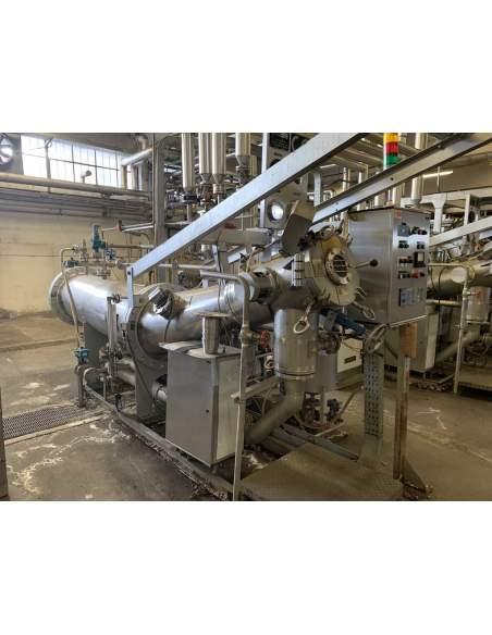 Hisaka jet dyeing machine CUT-SR 1T