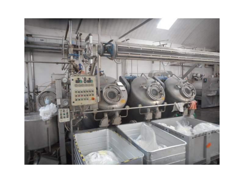 Jet Dyeing machine Thies TRD XL 3...