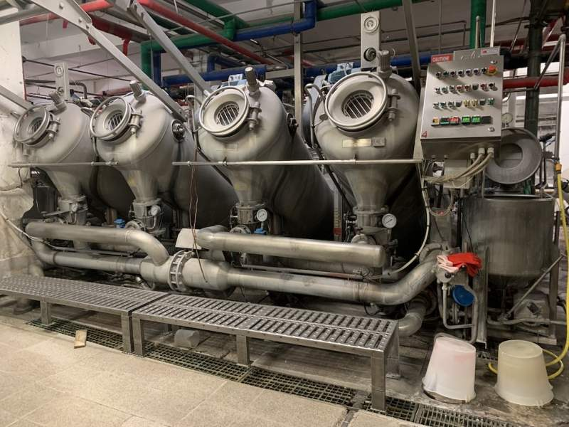 Thies TRD coupled long pipe jet...