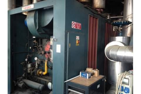 Boiler oil 4.000.000 Kcal, gas fired
