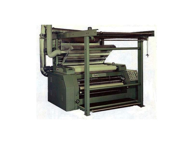 Corduroy Waxing Glazing machine Carù - 1